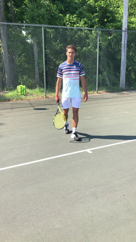 """Groundstrokes: Why are you """"shanking"""" the ball and what to do about it"""