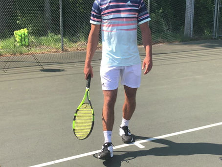 Groundstrokes: Do you have to turn your feet every time?