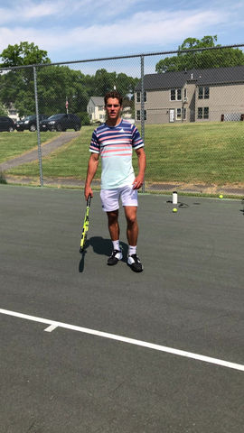 Two Handed Backhand: Should You Hit A Closed, Open, Or Neutral Backhand?