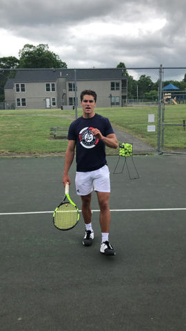 Swinging Volleys: It Is All About Positioning