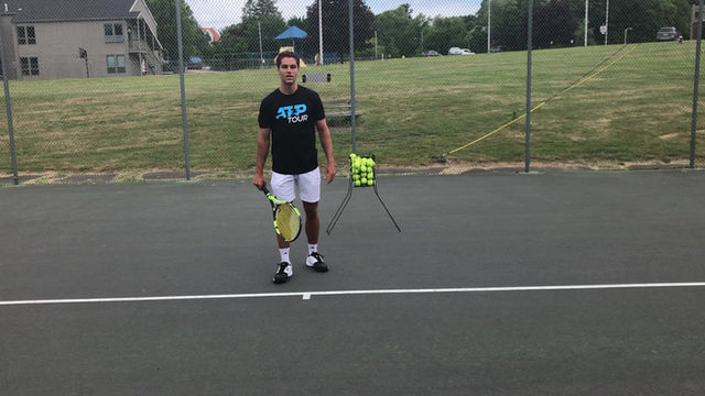 Backhand Slice: Two Tips To Get More Power