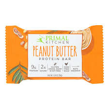 Food Item Of The Week: Primal Kitchen Peanut Butter Protein Bars