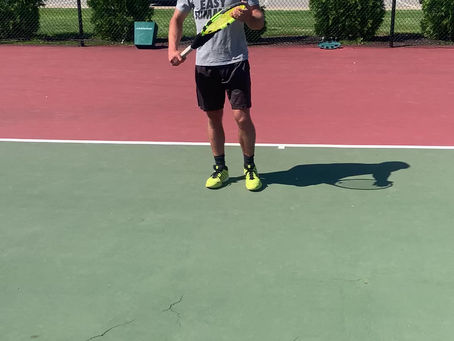 Drill To Improve Footwork, Fitness, and Getting Up To The Short Ball