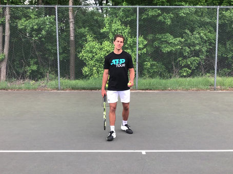 Serve: How to Toss Correctly