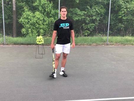 Serve: Lag The Racket