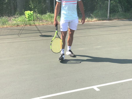 Forehand: Roll the Wrist at Contact Point