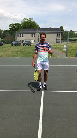 Volleys: The Ready Position