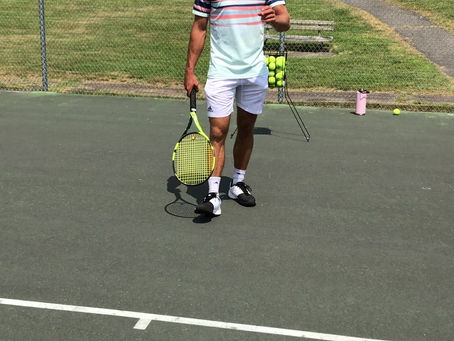 Tennis Strategy: What To Do On A Short Ball vs. A Deep Ball?