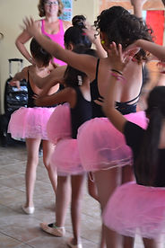 Ballet Class at Orphanage