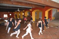 Santia Anita Ballet Class