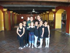 Santa Anita Ballet Class