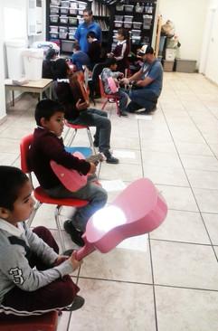 Little Boys Guitar Class