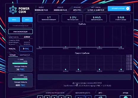 PowerCoin режим графика.png