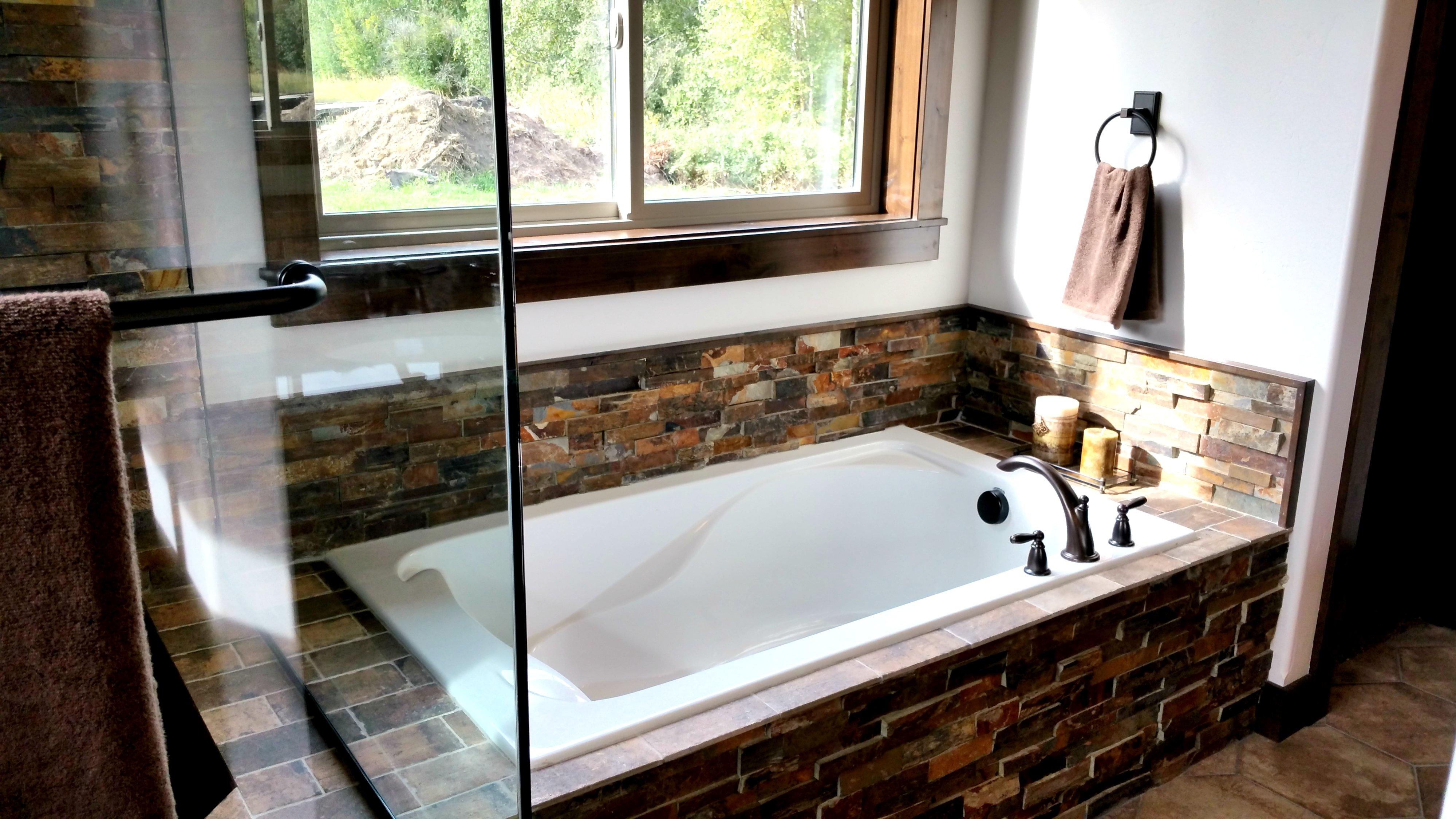 Master Bath..