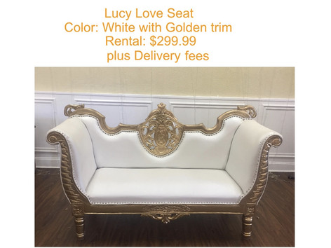 Lucy Love Seat
