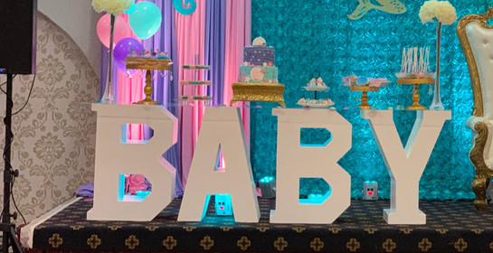 3D BABY table