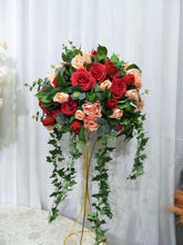 Red Rose centerpice