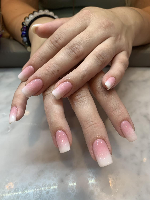 Ombre SNS Manicure/Full Set