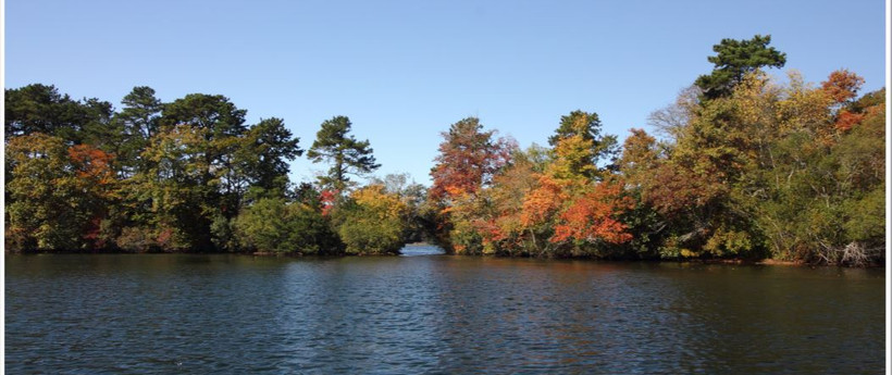 Middle Pond Passthrough to Mystic Lake