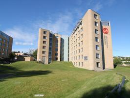 Vestgrensa studentby