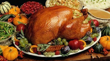 Turkey Dinner Wednesday, Oct 7