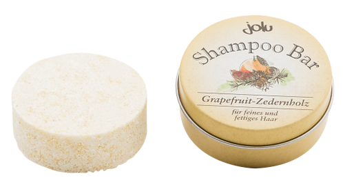 Shampoing solide - Jolu