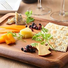 こだわりチーズの盛り合わせ