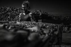 n°uman - artist sculptor metal