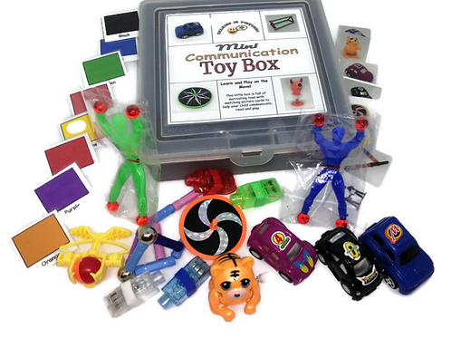 Talking In Pictures Mini Communication Toybox
