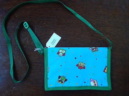 Small Communication Fabric Folder