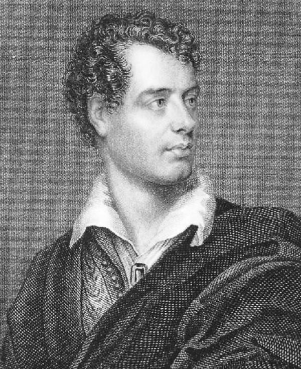 Lord Byron in Kefallonia