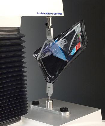 A/ATG 鉸接式拉伸夾具-膠黏應用
