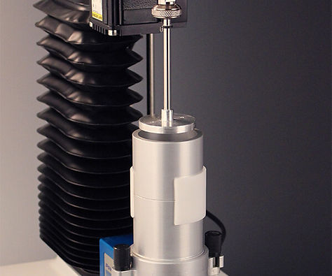 PFA/CP & PFA/PA 粉體流變儀的壓縮探頭