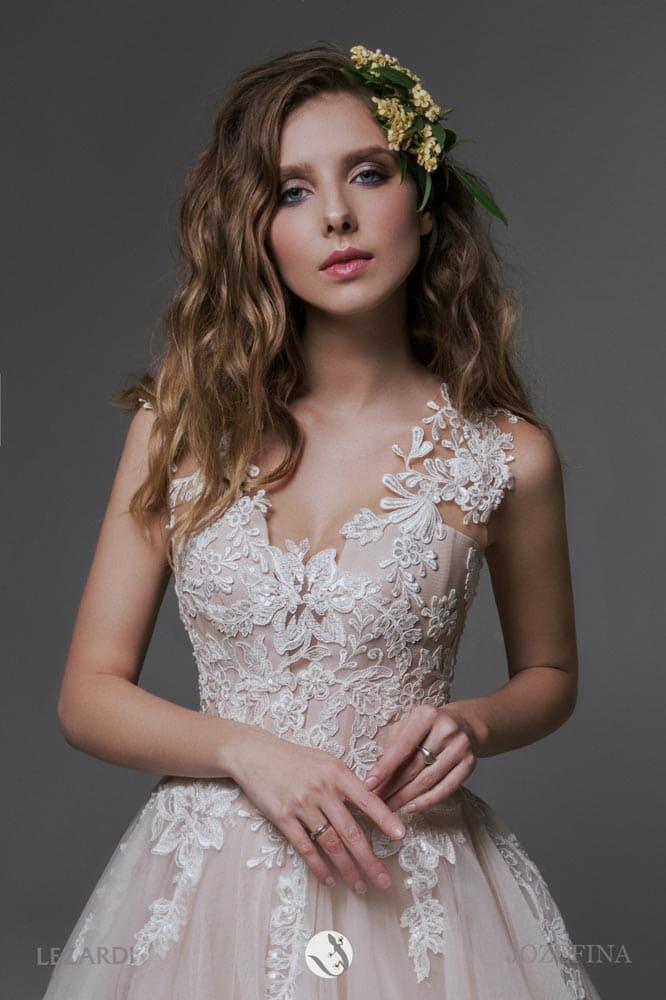 Jozefina #1828 Lezardi by Your Bridal Look