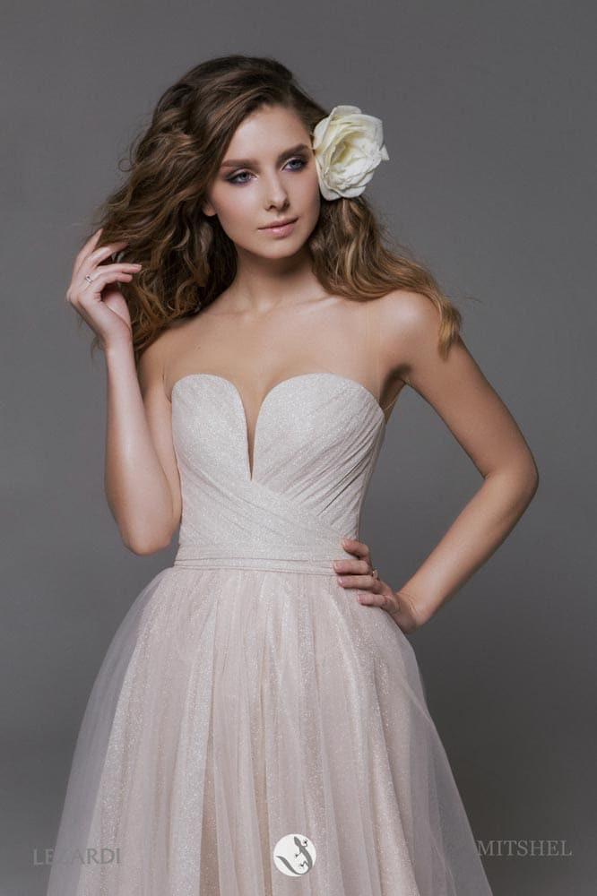 Mitshel #1834 Lezardi by Your Bridal Look