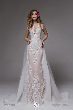 Michel New Lezardi by Your Bridal Look