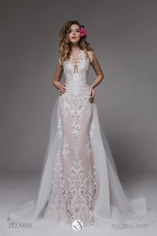 Michel New #1832 Lezardi by Your Bridal Look