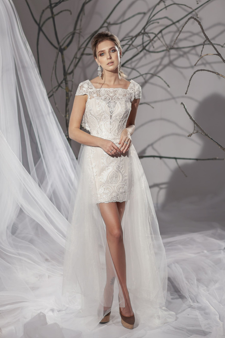 Bianka #1904 Lezardi by Your Bridal Look