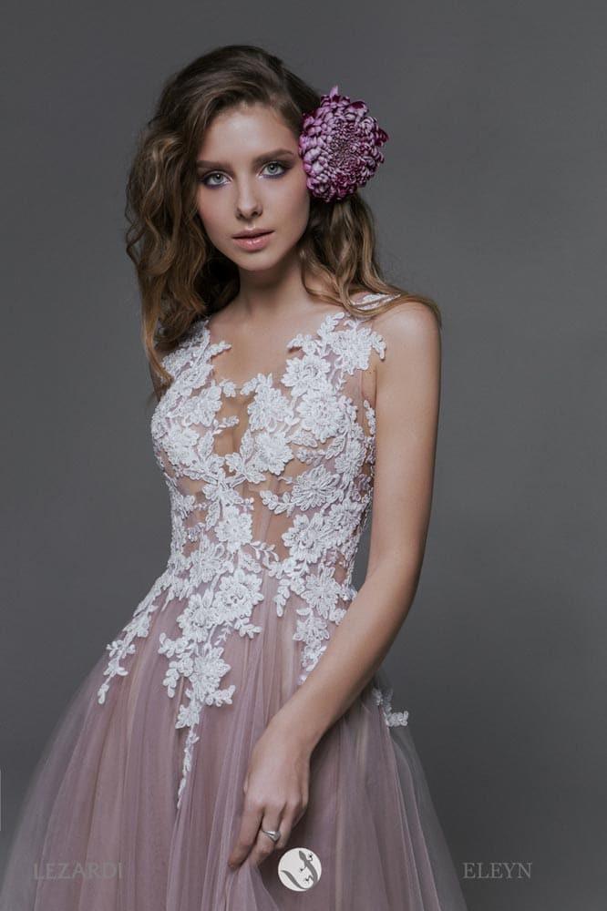 Eleyn #1821 Lezardi by Your Bridal Look