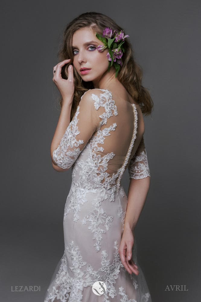 Avril #1817 Lezardi by Your Bridal Look