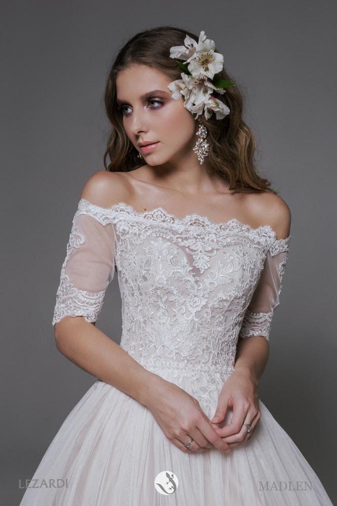 Madlen #1830 Lezardi by Your Bridal Look