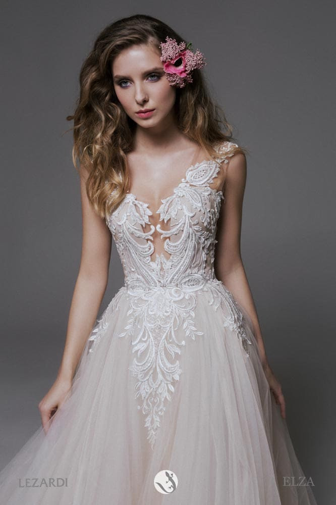 Elza #1822 Lezardi by Your Bridal Look