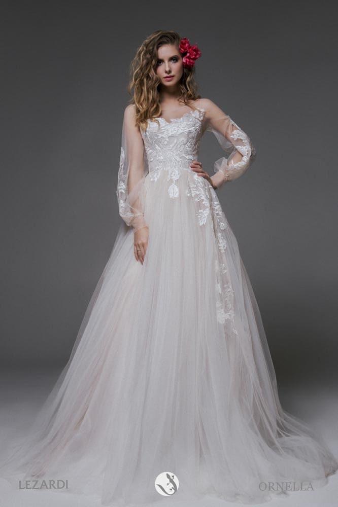 Ornella #1835 Lezardi by Your Bridal Look