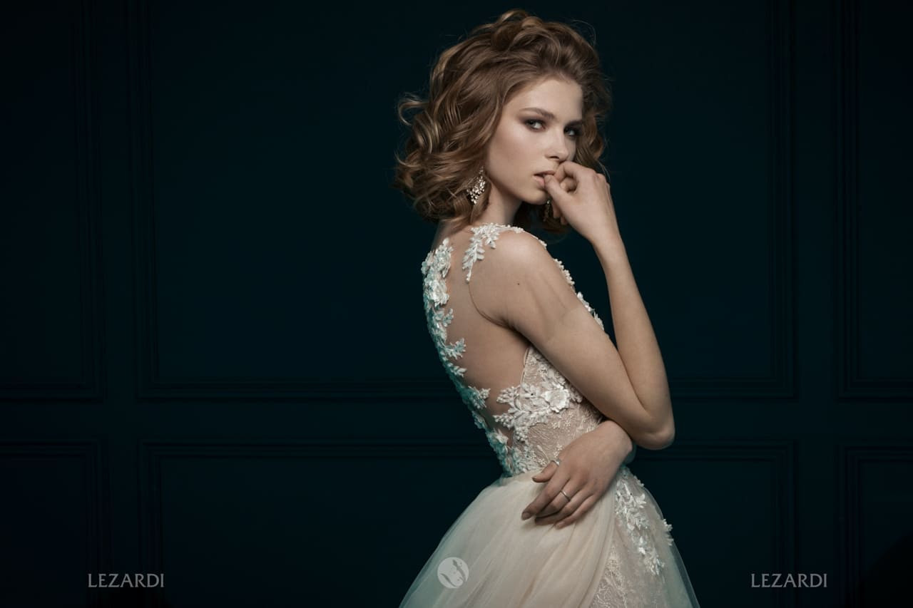 Kirsten #1808 Lezardi by Your Bridal Look