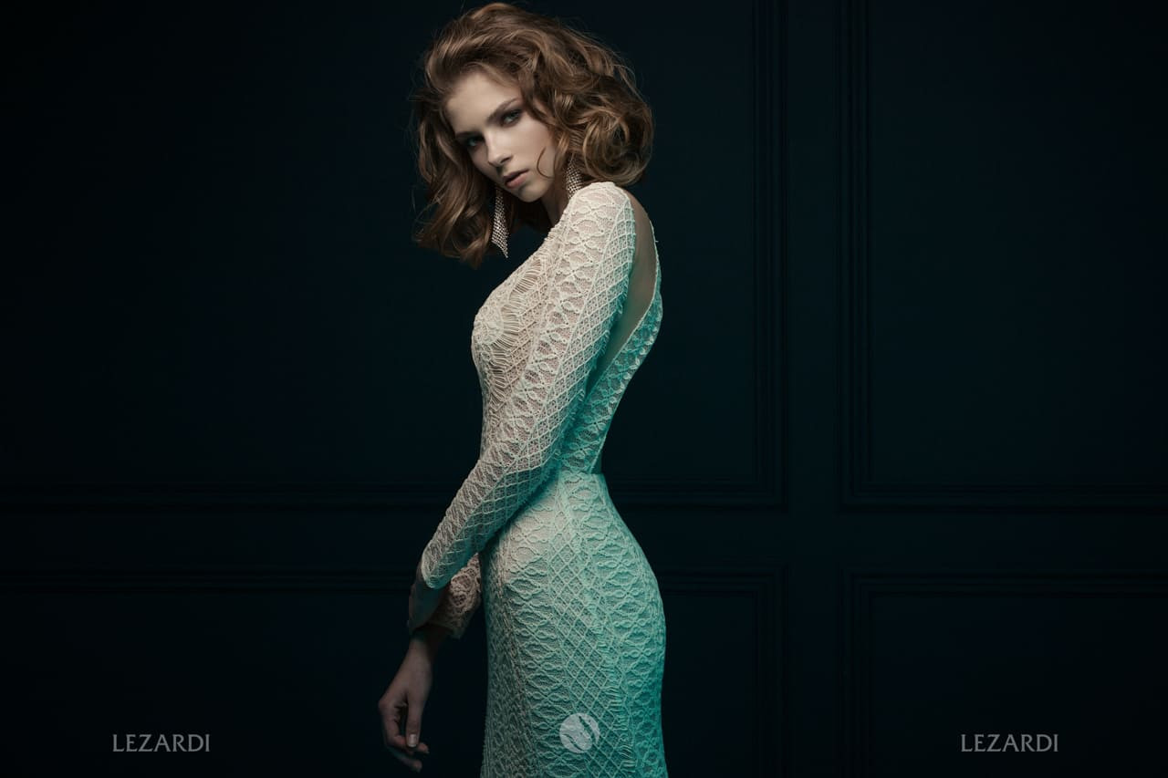 Nicoletta #1811 Lezardi by Your Bridal Look