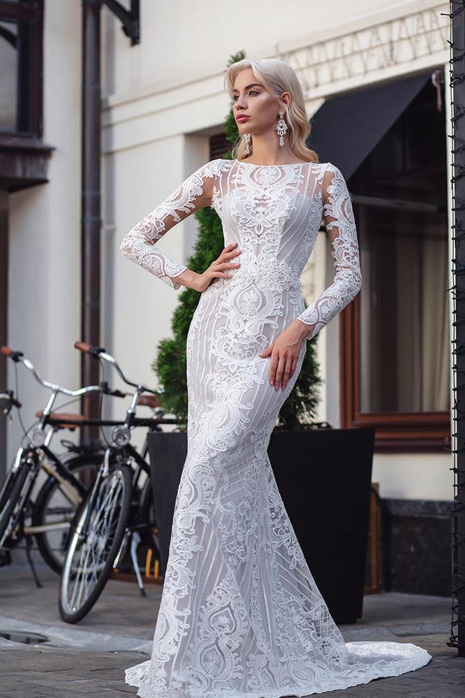 Rara #1934 Lezardi by Your Bridal Look