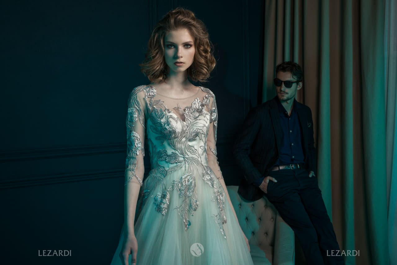 Janacy #1807 Lezardi by Your Bridal Look