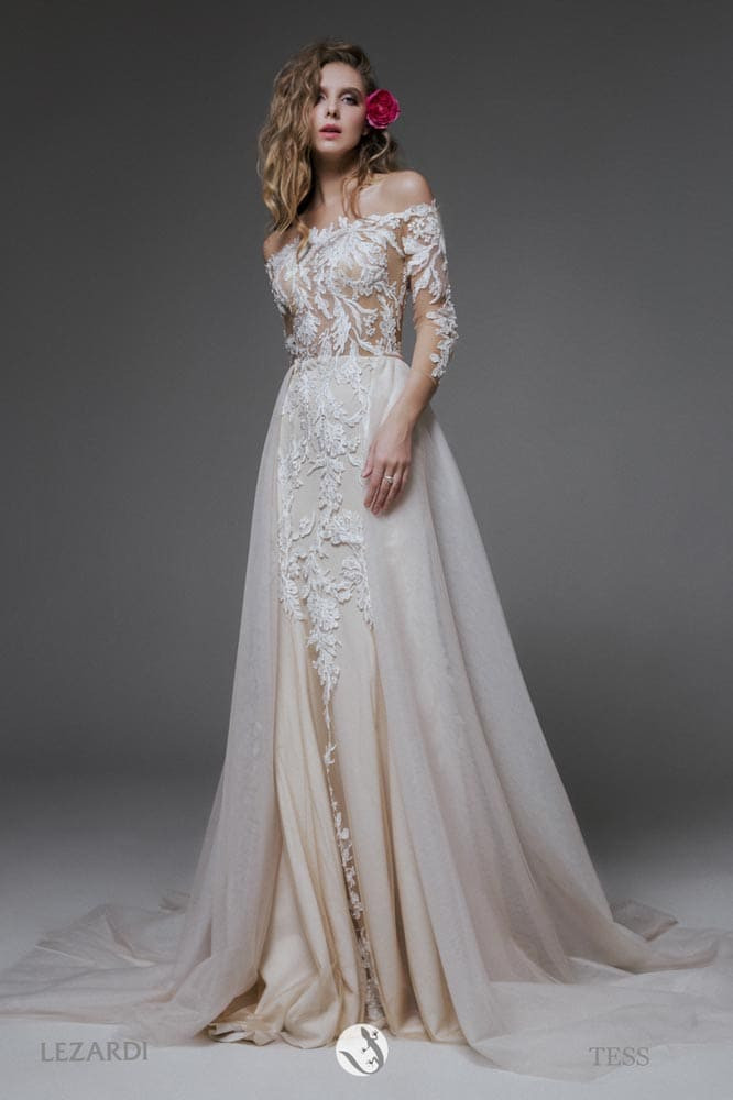 Tess #1841 Lezardi by Your Bridal Look