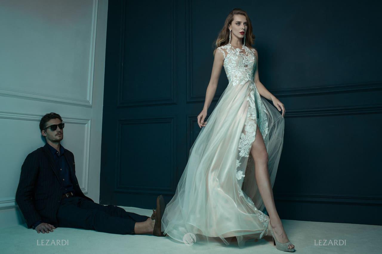 Izolda #1806 Lezardi by Your Bridal Look
