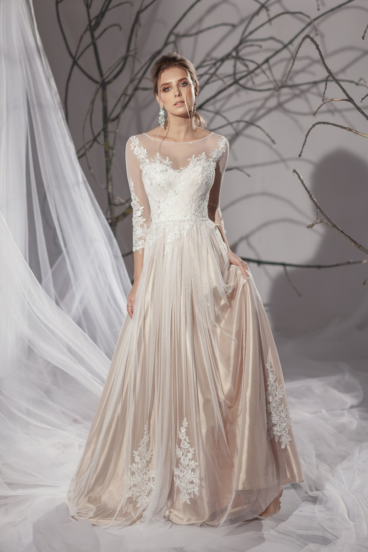 Estefania #1908 Lezardi by Your Bridal Look
